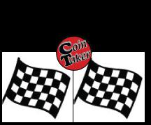 NASCAR SLK Acrylic Set