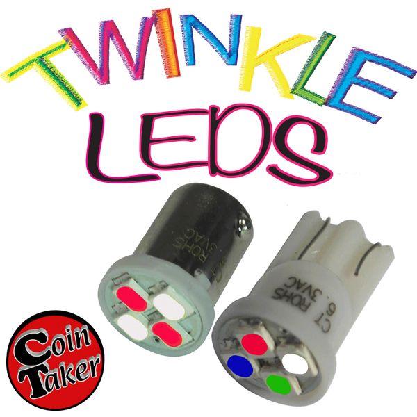 FAST TWINKLE LED