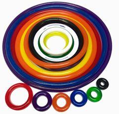 XMEN Polyurethane Rubber Ring Replacement Kit - 32 pcs