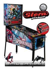 SPIDERMAN Premium Pinball, Vault Edition