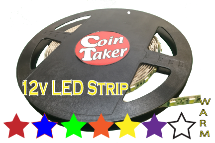 Super LED Strip 12vdc 5M Roll