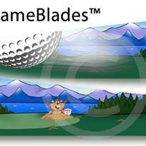 NO GOOD GOFERS GAME BLADES