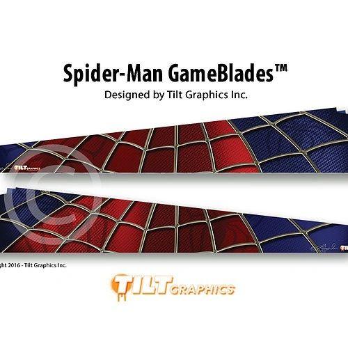 SPIDERMAN GAME BLADES