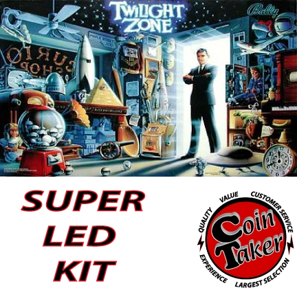 TWILIGHT ZONE Kit w Super LEDs