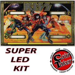 2. KISS Bally 78 LED Kit w Super LEDs