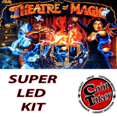 2. THEATRE OF MAGIC Kit w Super LEDs