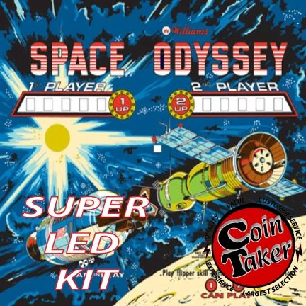 SPACE ODYSSEY LED Kit w Super LEDs