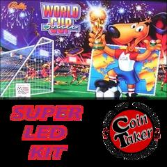 WORLD CUP SOCCER LED Kit w Super LEDs
