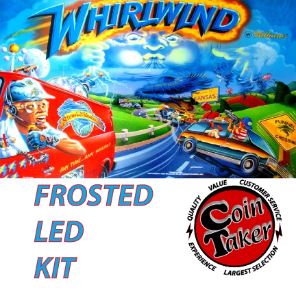 3. WHIRLWIND LED Kit w Frosted LEDs