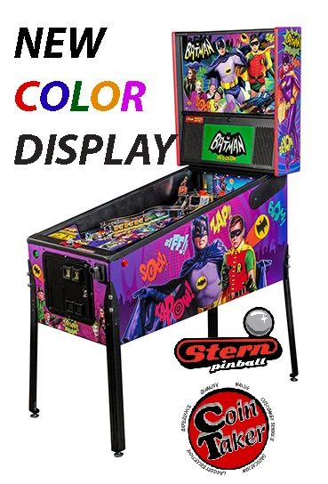 Batman 66 Pinball Premium