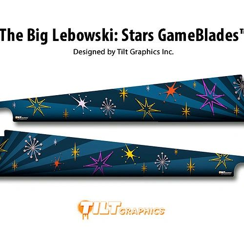 THE BIG LEBOWSKI GAME BLADES