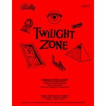 TWILIGHT ZONE PINBALL MANUAL (REPRINT)