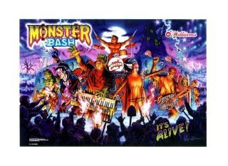 MONSTER BASH TRANSLITE