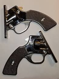 GUN HANDLE IJ & DIRTY HARRY BOTH HALVES