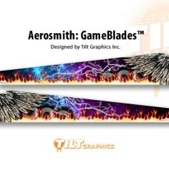 AEROSMITH GAMEBLADES