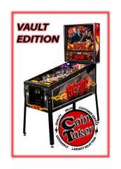 AC/DC PRO VAULT PINBALL, LAST ONE!