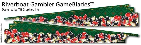 RIVERBOAT GAMBLER GAMEBLADES
