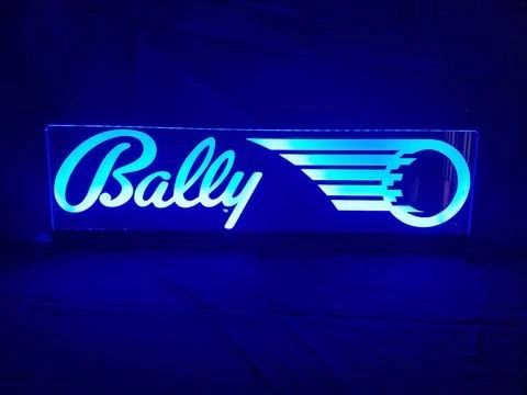 BALLY LED SIGN