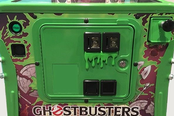 GHOSTBUSTERS MAGNETIC DOOR SLIME