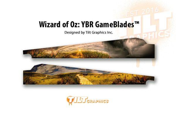 WIZARD OF OZ: YBR