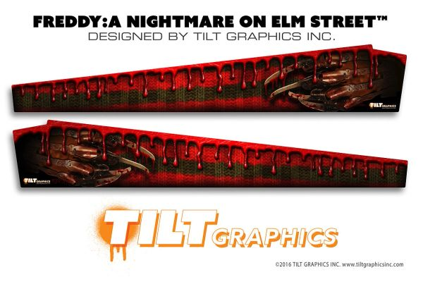 Freddy: Nightmare on Elm Street Gameblades