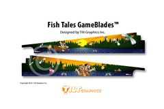 Fishtales Gameblades