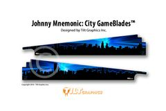 Johnny Mnemonic: City Gameblades