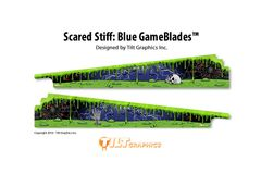 Scared Stiff Gameblades