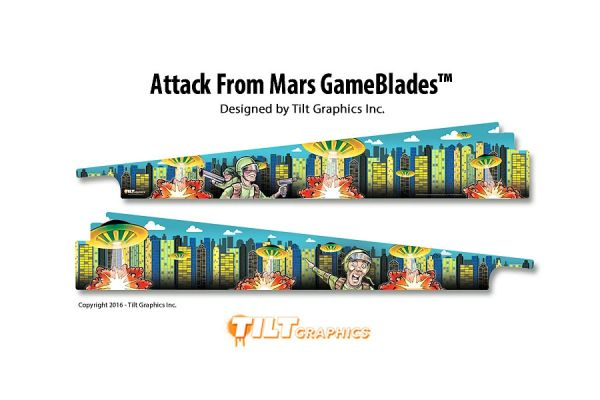 Attack From Mars GameBlades