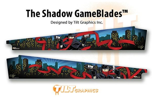 The Shadow GameBlades