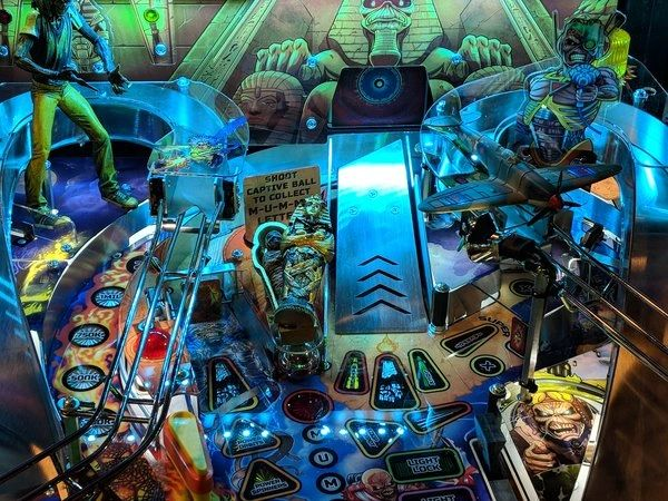 Iron Maiden Pro Interactive Coffin Ball Lock Mod
