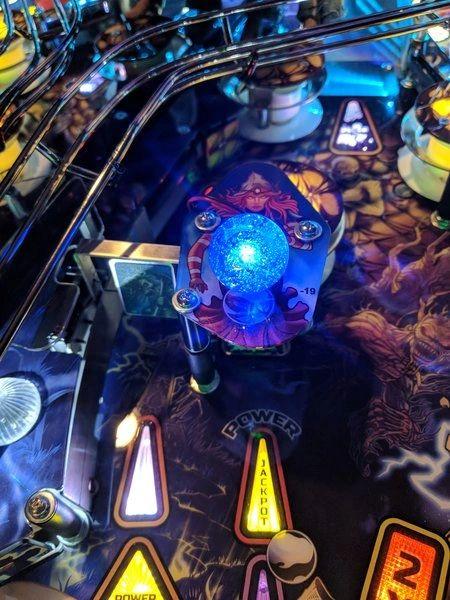 Iron Maiden Pro Interactive Orb Mod
