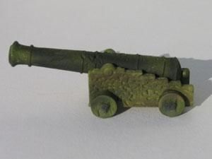 Mini Dutchman Cannon