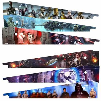 STAR WARS ART BLADES