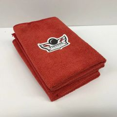 Pinhedz Black Ops Red Microfiber- 4 pack