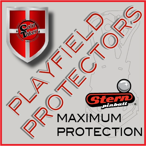 Playfield Protector Pinball - STERN
