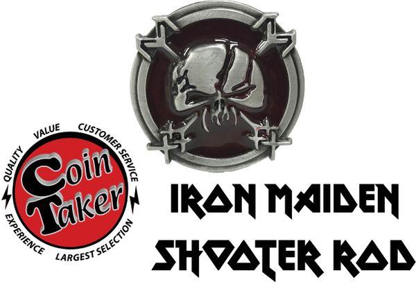 Iron Maiden Shooter Rod