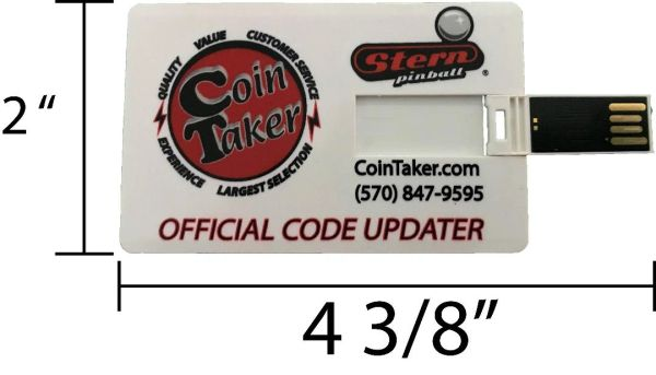 Stern USB Code Updater