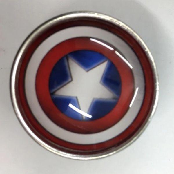 Captain America Small Shield Shooter Rod