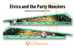 Elvira and the Party Monsters: Slime GameBlades