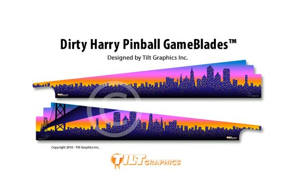 Dirty Harry GameBlades