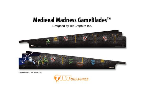 Medieval Madness Gameblades