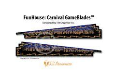 FUNHOUSE: CARNIVAL GAMEBLADES