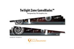 TWILIGHT ZONE GAMEBLADES