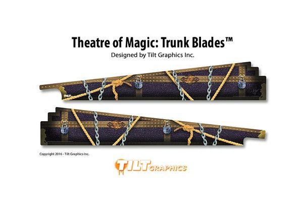 Theatre of Magic: Trunk GameBlades