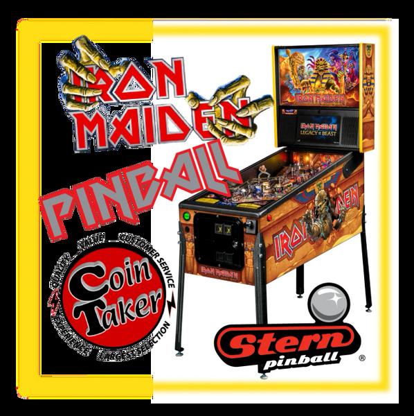 IRON MAIDEN Premium Pinball