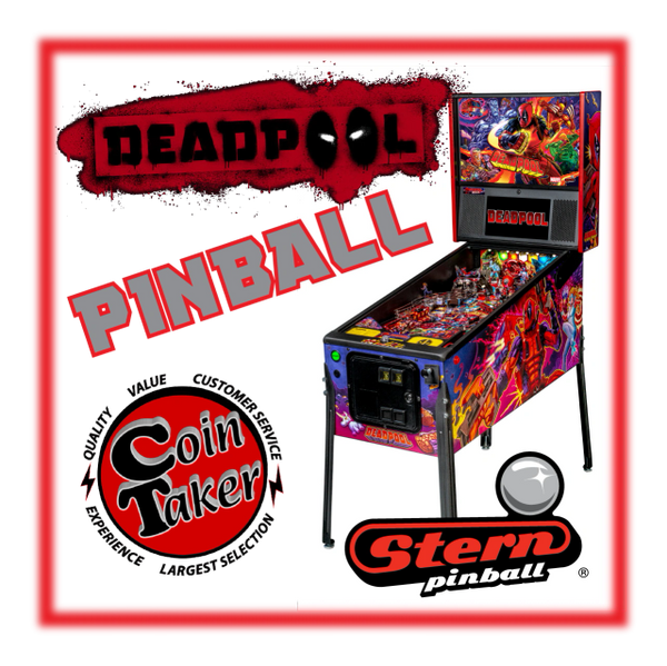 DEADPOOL PRO PINBALL