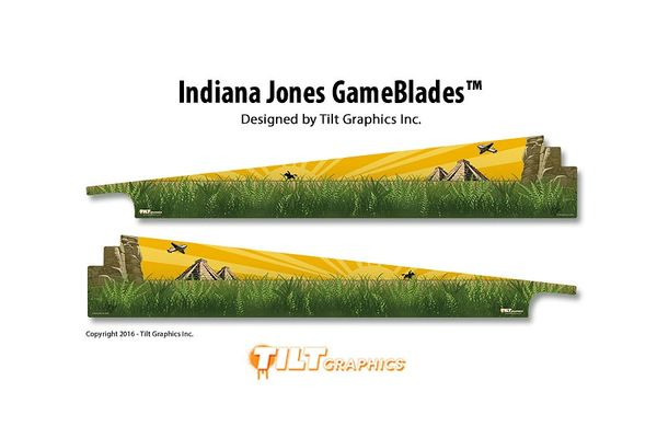 Indiana Jones GameBlades