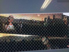 The Walking Dead LE Pinblades