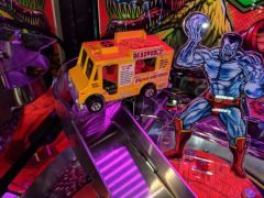 Deadpool Pinball Interactive Chimichanga Truck Mod